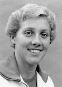 Canada's Cheryl Gibson chosen for the swimming team but did not compete in the boycotted 1980